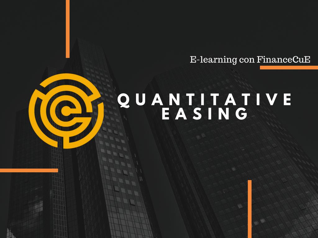 probabile estendimento del quantitative easing come posso investire il mio ira in criptovaluta