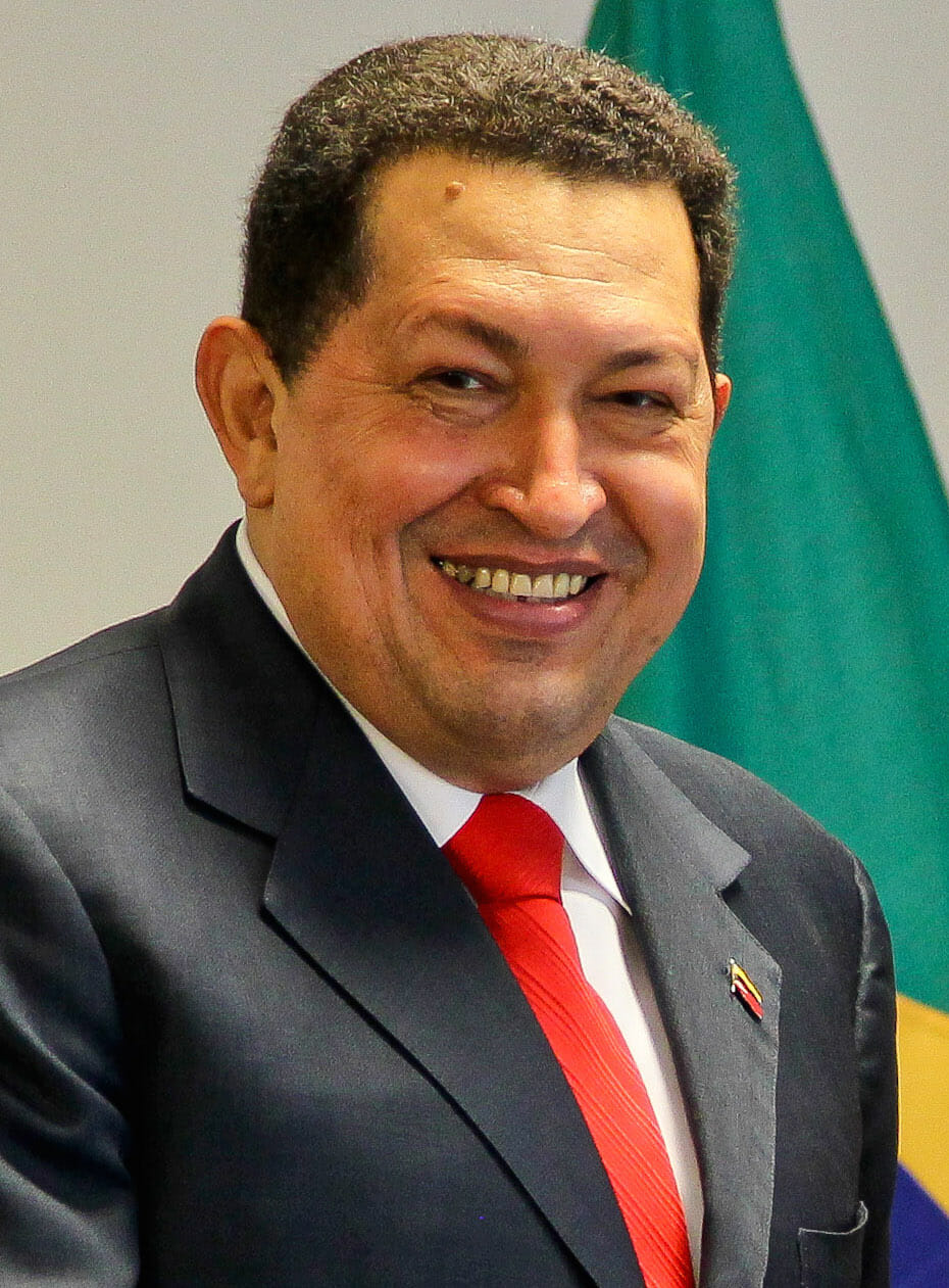 Hugo Chávez - Venezuela
