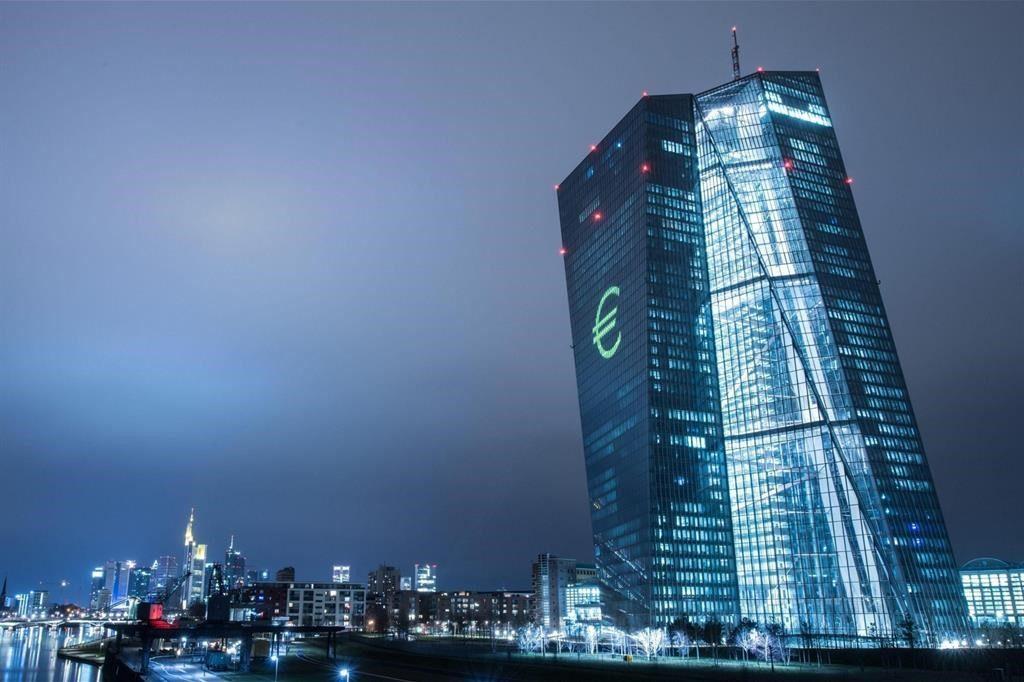Signoraggio - Palazzo della BCE