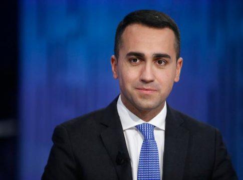 Ministero dello sviluppo economico - Luigi Di Maio