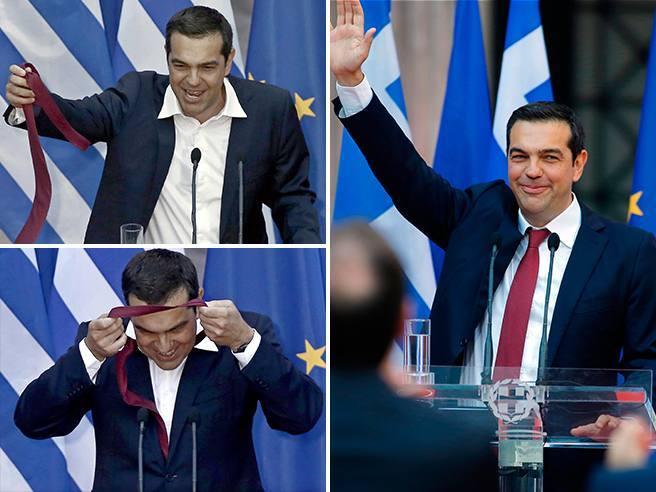 Grecia taglio debito