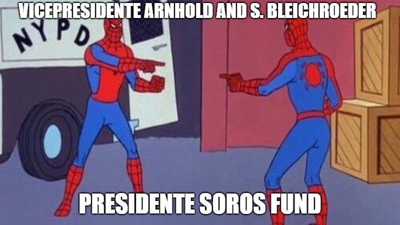 Soros fund
