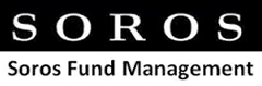 Logo Soros Fund Management