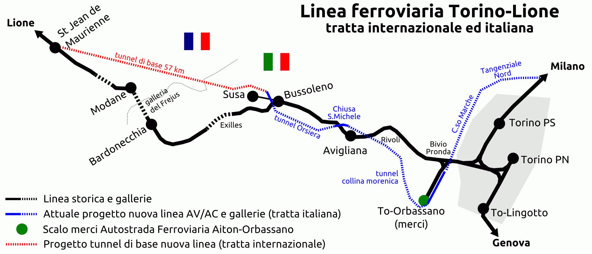 TAV Torino-Lione