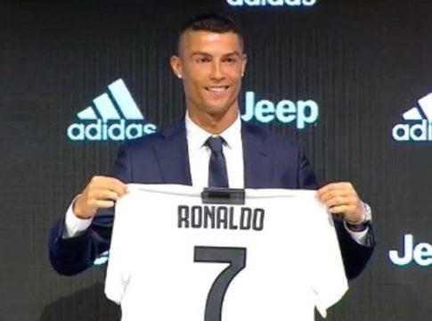 Confeenza Ronaldo