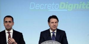 Decreto dignità: una descrizione sintetica
