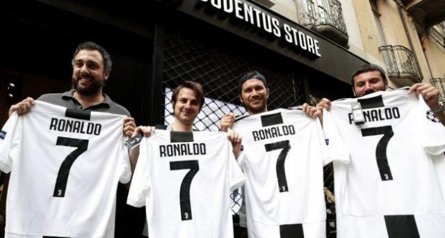 Maglia Ronaldo