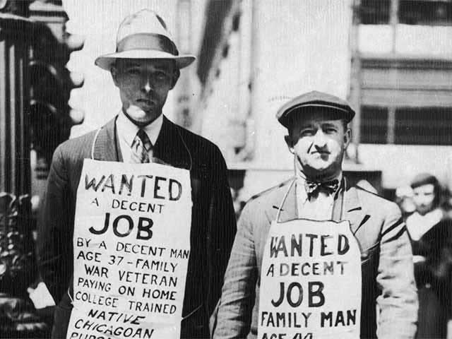 Lehman Grande depressione