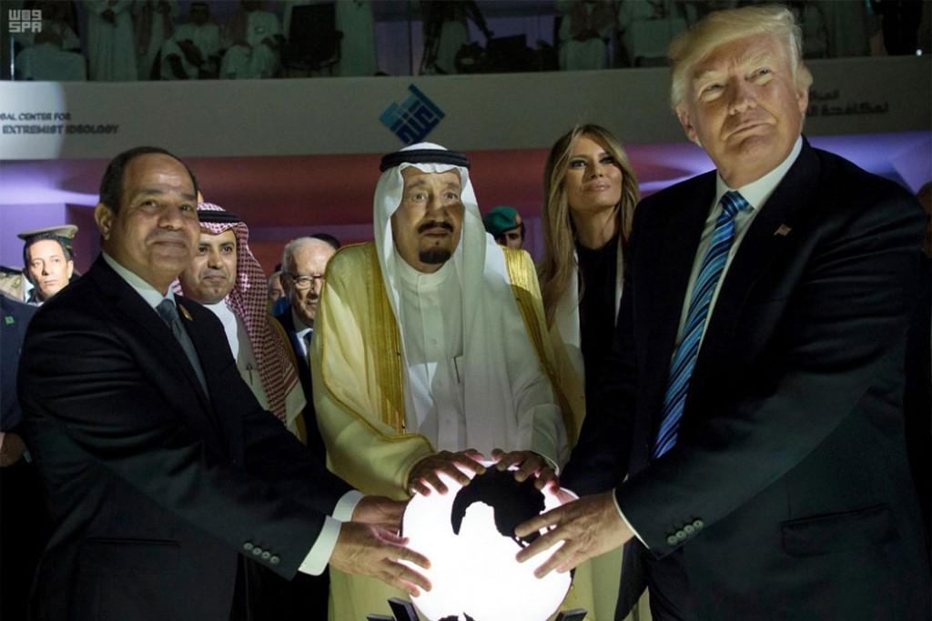 Arabia Trump