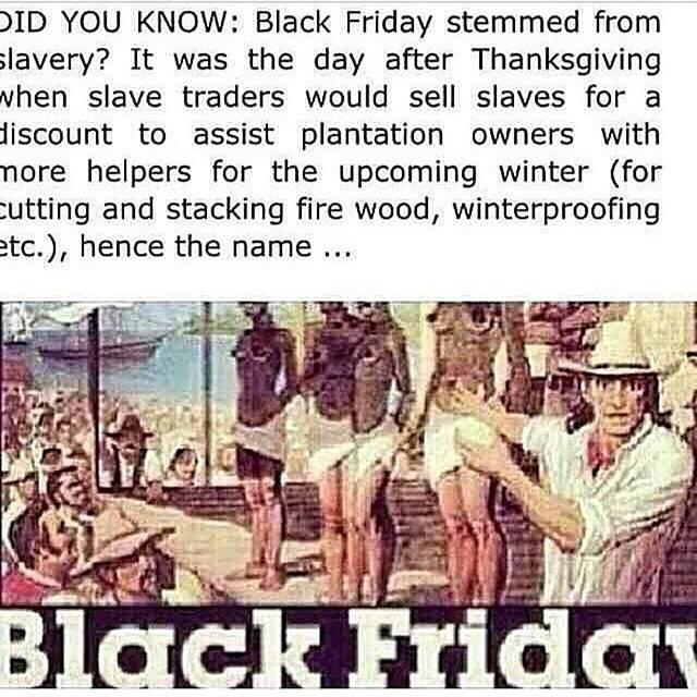 Bufale Black Friday