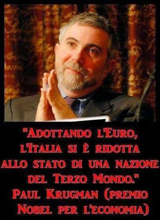Bufale Krugman