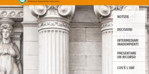 Risoluzione stragiudiziale delle controversie: l'ABF