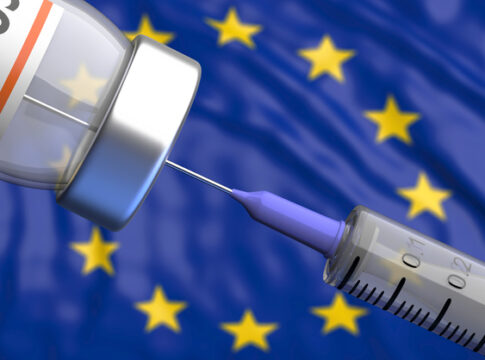 vaccinazione covid 19 EU