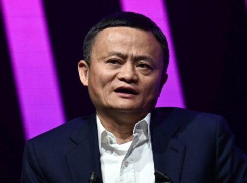 il ritorno di Jack Ma