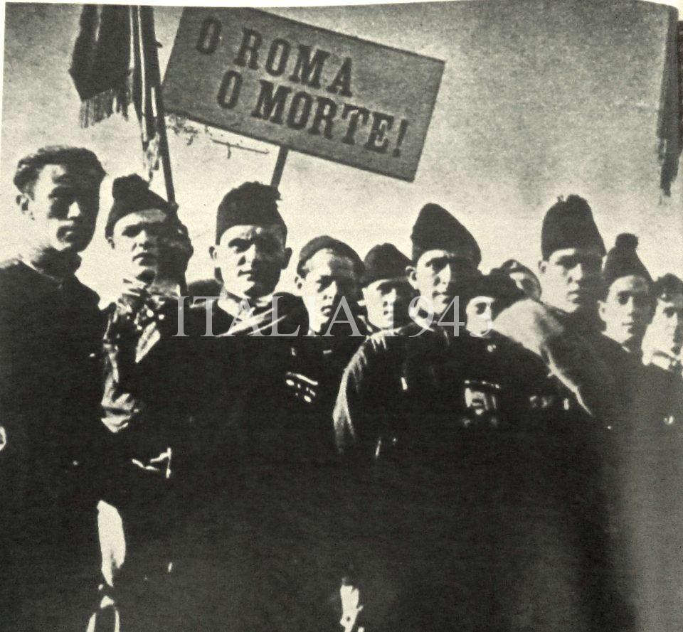 Marcia su Roma