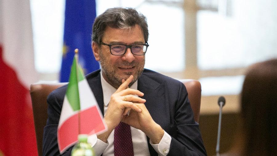 Ministro dello Sviluppo Economico, Giorgetti